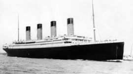 The History of the RMS Titanic timeline