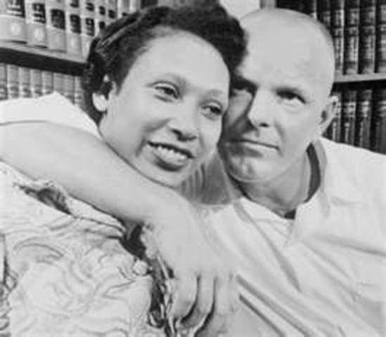 Interracial Marriage  ( Loving v Virginia)