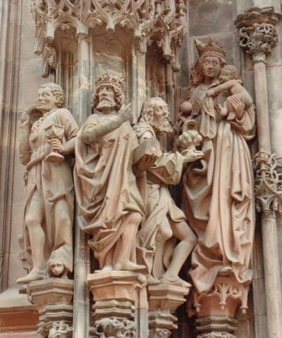 Gothic Art (500-1500)