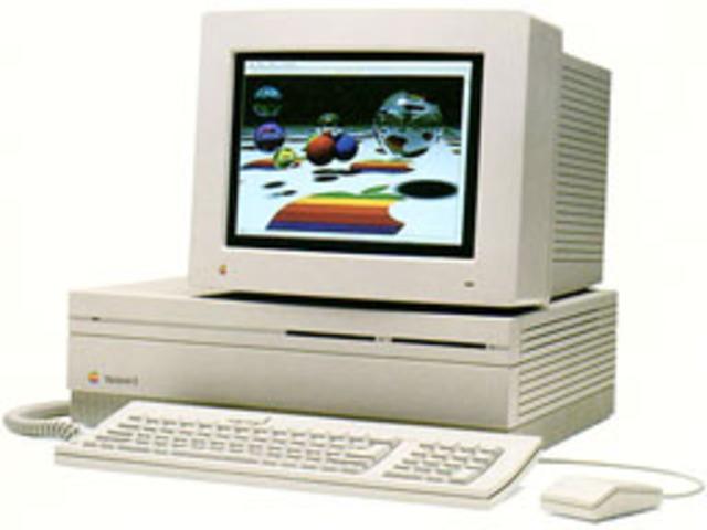 Steve Jobs crea y lanza la Macintosh