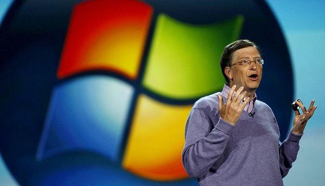 Bill Gates abandona MIcrosoft