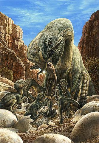 Dinosaurs Dominate