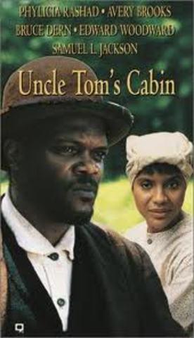 uncle toms cabin published