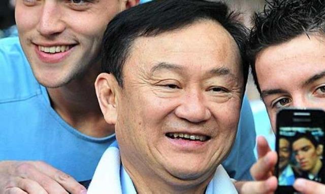 Thaksin Shinawatra takes control