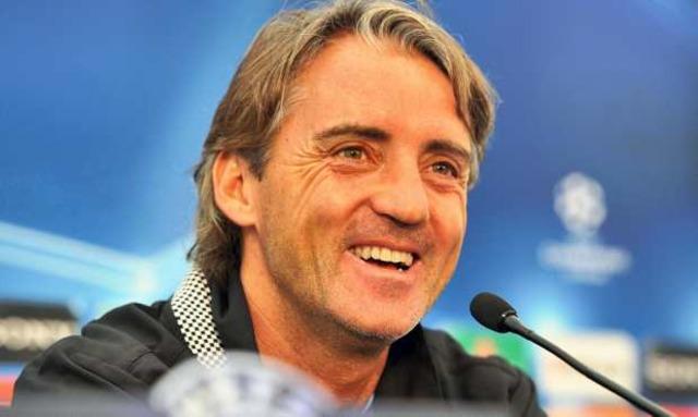Roberto Mancini appointed boss
