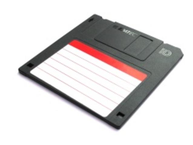 3rd Floppy Disk