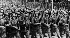 Nazi Expanision timeline