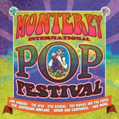 Music and Sports: Monterey Pop Festaval