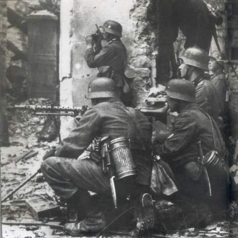 Germany, Italy, Hungary, and Bulgaria invade Yugoslavia.