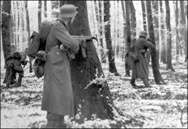 Battle of the Bulge.