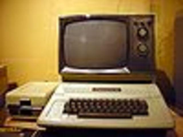 Apple II computer is released.