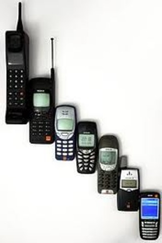 Cellular Phone began to nationwide usage
