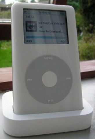 Release of fourth-generation iPod.