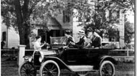 Social Studies Project 1920's timeline