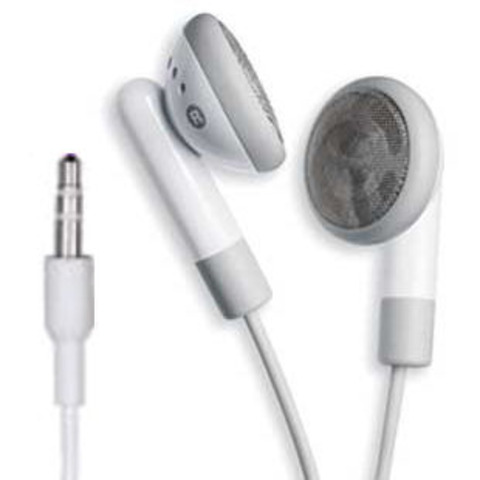 third generation ipod earbuds