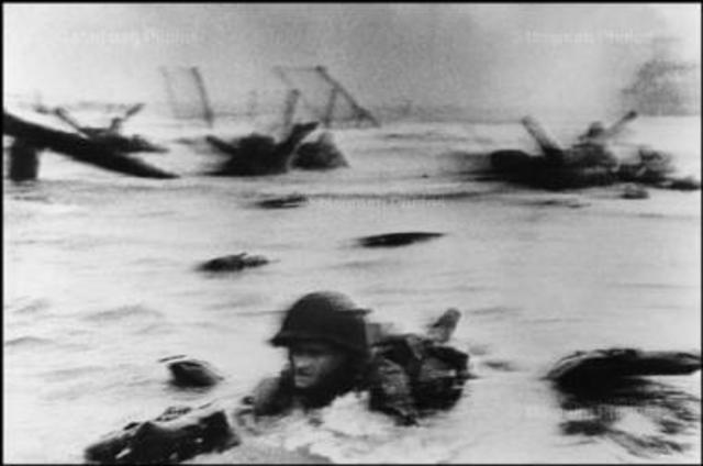 Normandy invasion of June 1944