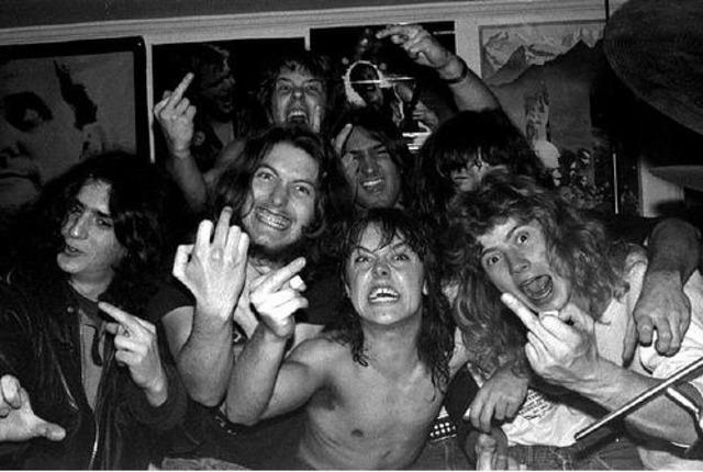 La Banda Toca en Woodstock