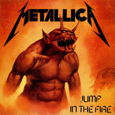 """Lanzado """"Jump in the fire"""" en Europa"""