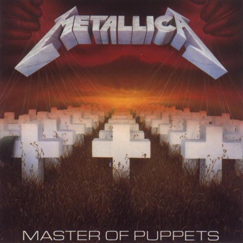 Metallica lanza Master Of Puppet