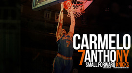 Carmelo Anthony timeline