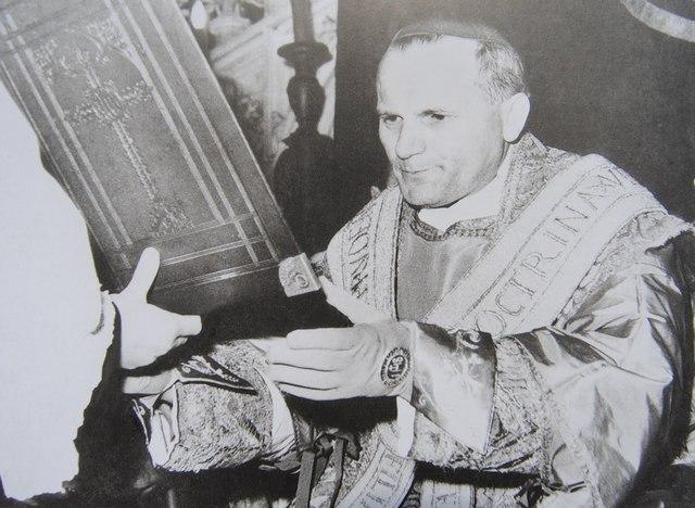 Consecrated as a Cardinal