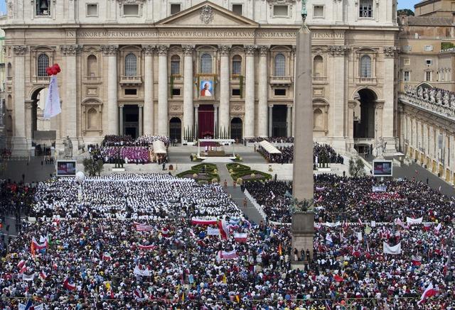 Beatified by Pope Benedict XVI