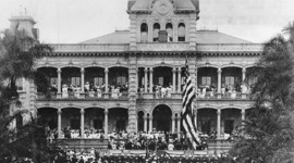 Annexation of Hawaii timeline