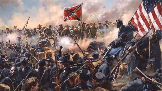 Siege of Petersburg Ends