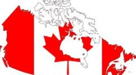 Four Main Historical Events of Canada timeline