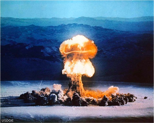 First Atomic Bomb Test