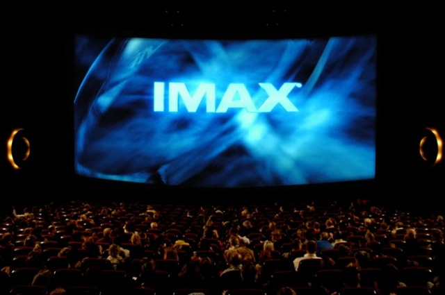 First IMAX Theater
