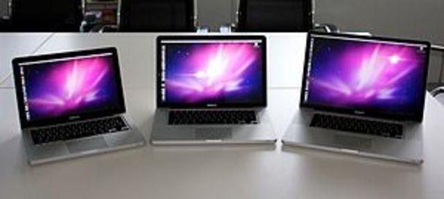 MacBook Pro is released.