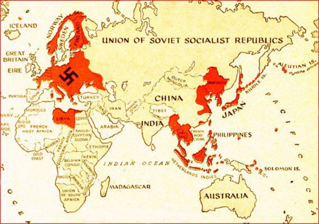 axis powers ww2 significance