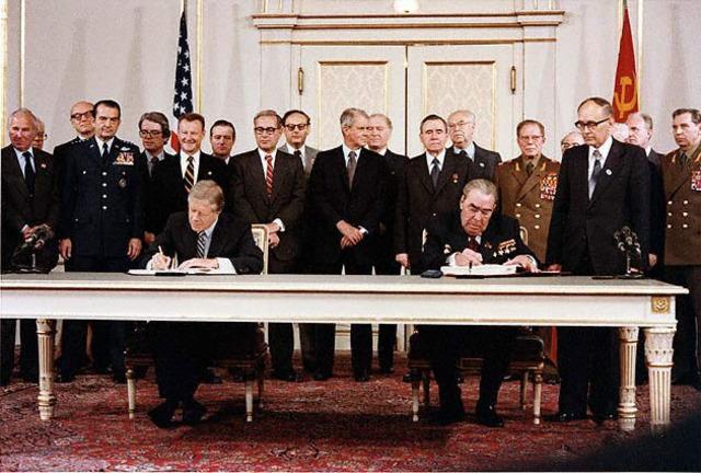 SALT-II treaty