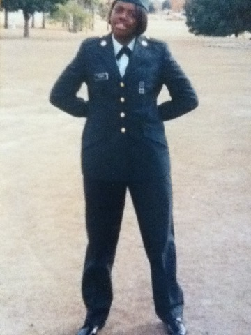 Ma went to the Military