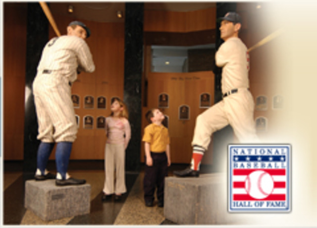 went to cooperstown