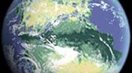 Jordens Geografiska Utveckling. timeline