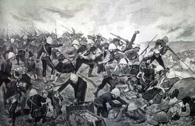 Boer War ends