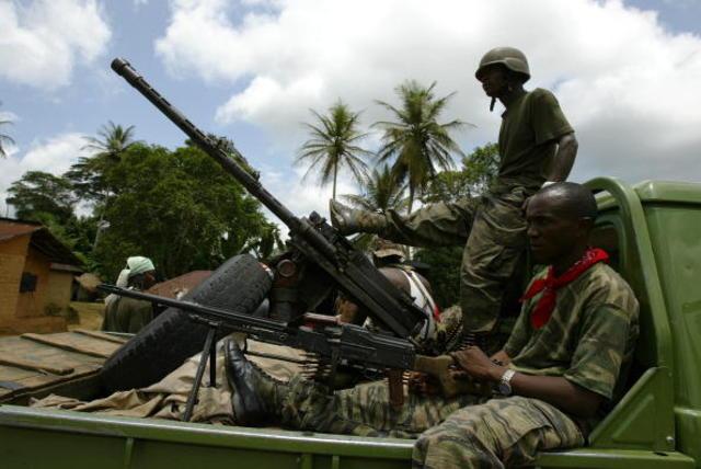 Cote d'Ivoire civil war