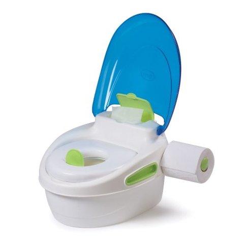 I'm potty trained!