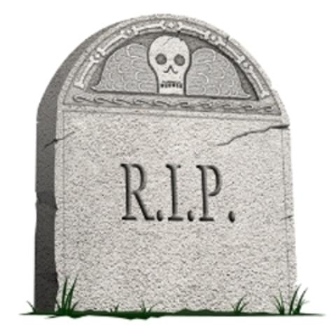 My grandmother dies