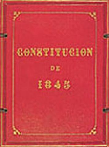 Constitución 1845