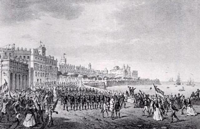 """La revolución de 1868: """"La Gloriosa"""""""