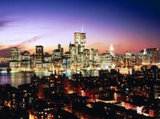 New York City and the Radio Show