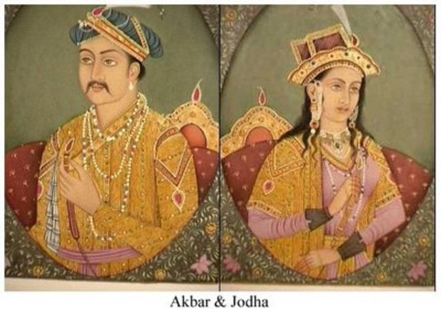 Akbar Married Jodha