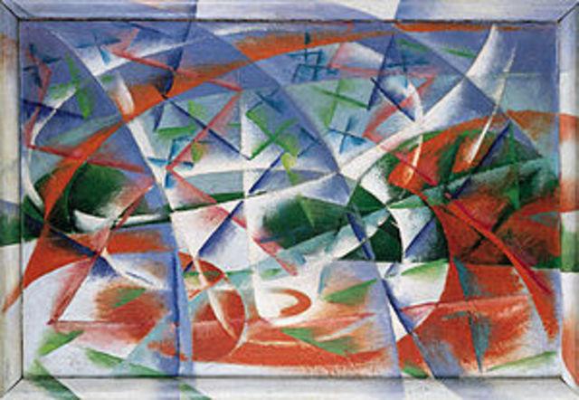 Futurism (1909-1918 AD)