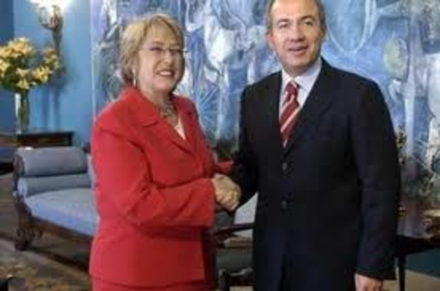 Acuerdos de Mexico