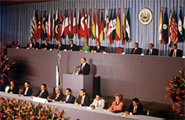 Acuerdos de paz en Ginebra