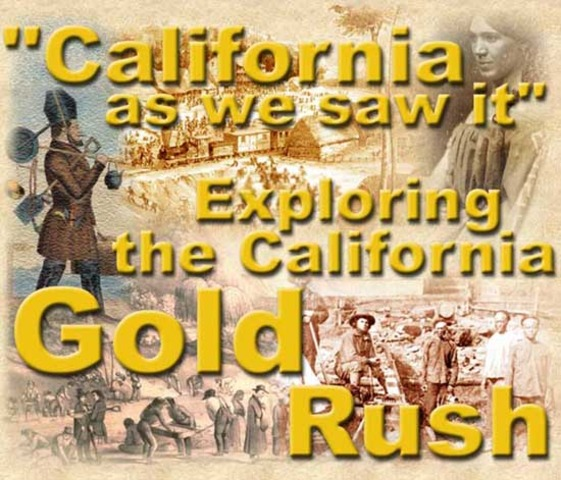 Gold is discovered at Sutter's Mill in California.