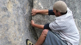 The History of Rock Climbing timeline